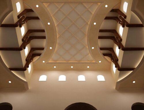 تركيب جبس بورد في دبي |0568087002| صنايعي ديكورات